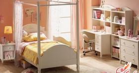 Интерьер детской комнаты — секреты уюта