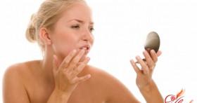 Герпес на лице: симптомы, лечение