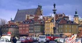Достопримечательности в Варшаве