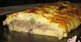 Картофельная запеканка в мультиварке — блюдо для ленивых