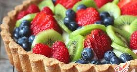 Фруктовые десерты — витаминные шедевры