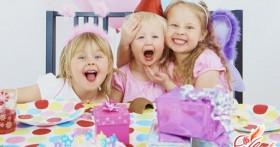 Несколько советов как провести день рождения ребенка дома
