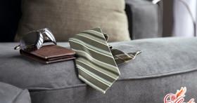 4 классических способа завязывания мужского галстука