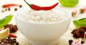 Рисовая диета: худеем быстро и правильно