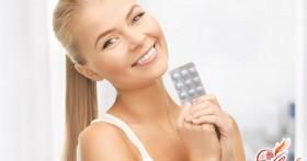 Лечение от прыщей с помощью гормональных контрацептивов
