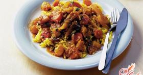 Плов без мяса — вегетарианский вариант традиционного блюда