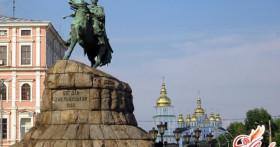 Киев — город достопримечательностей