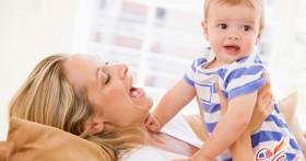 Полноценное питание ребенка на первом году жизни