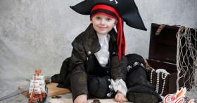 Новогодний костюм своими руками для мальчика: несколько простых идей