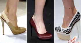 Туфли лодочки 2016 — главный обувной тренд сезона