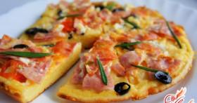 Быстрая пицца — рецепт для самых нетерпеливых