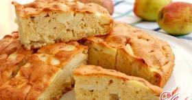 Яблочный пирог без яиц: рецепты вегетарианской кухни