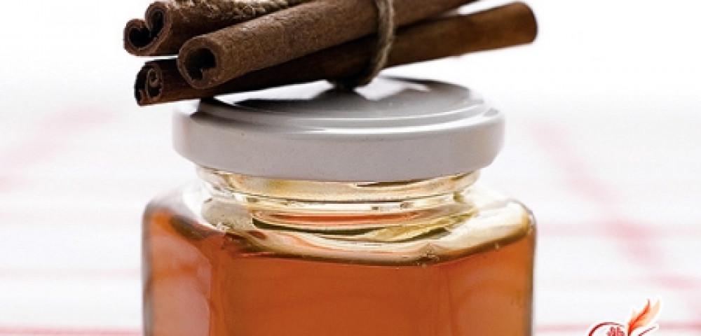 Маска для волос из корицы и меда