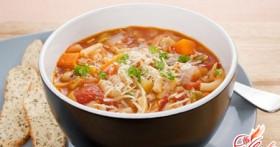 Густые супы для зимнего обеда