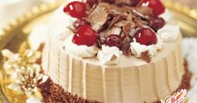 Бисквитный торт со сметанным кремом: райское наслаждение