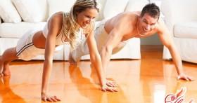 Фитнес в домашних условиях: полезные рекомендации