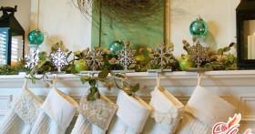 Новогодние идеи для оформления дома