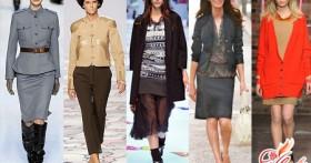 Модные жакеты женские 2016