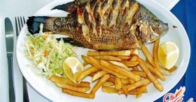 Жареная рыба — рецепт приготовления