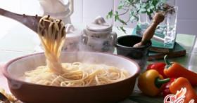 Как правильно приготовить спагетти?