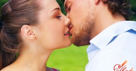 Поцелуй, который говорит о многом