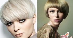 Стрижка «Шапочка» на короткие волосы: актуальные идеи сезона