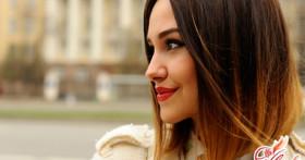 Как делать брондирование на темные короткие волосы?