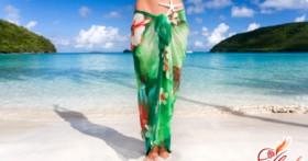 Парео 2016: модный пляжный наряд
