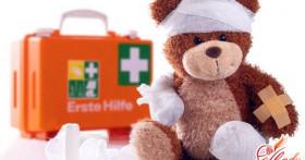 Первая медицинская помощь при несчастных случаях
