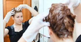 Как использовать голубую глину для волос