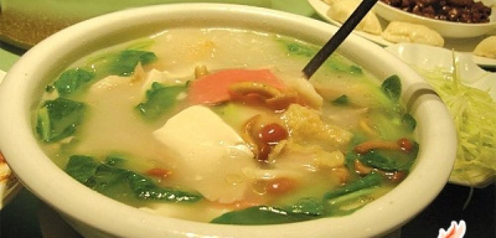 Корейский суп – ароматный, жгучий и могучий! Рецепты корейских супов: с дайконом, морепродуктами, лапшой, капустой, тофу - Автор Екатерина Данилова