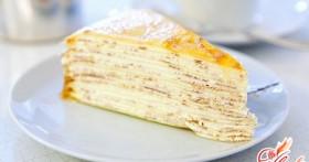 Необычные рецепты блинных тортов