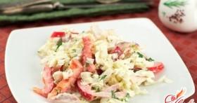 Салат из кальмаров: морские рецепты на праздничный стол