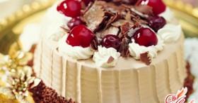 Шоколадный торт с вишней: изысканные ноты вкуса