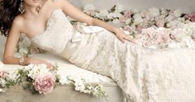 Свадебное платье – светлое начало будущего
