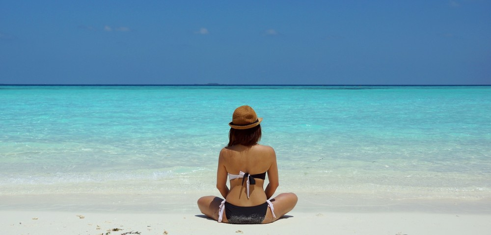 Как сохранить загар после моря надолго