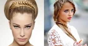 Коса как одна из самых популярных причесок