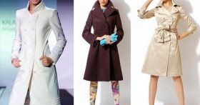 Пальто – это один из основных элементов базового женского гардероба