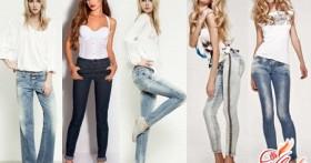 Модные джинсы осень — зима 2016/2017: основные тенденции