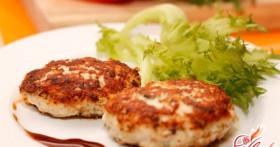 Способы приготовления котлет из мяса индюшки