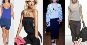 Спортивный стиль одежды 2016: модные тенденции