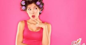 Укладка волос на бигуди: красивые локоны без лишних забот