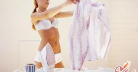 Чем вывести жирное пятно с ткани?