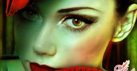 Макияж для карих глаз: секреты удачного образа