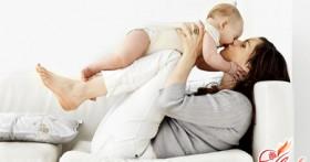 Пошаговое развитие ребенка по месяцам: растем в ногу со временем