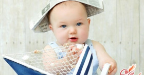 Как играть с ребенком в 1 год?