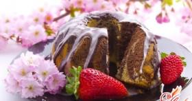 Шоколадный торт — простой рецепт домашнего десерта