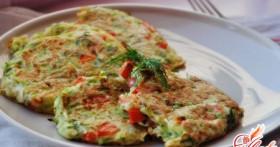 Лучшие рецепты приготовления блинов из кабачков