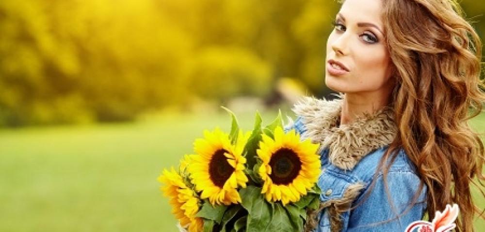 Подсолнечное масло для красивых и блестящих волос — Жизненный стиль