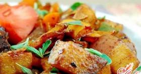 Как жарить картошку? Классические рецепты